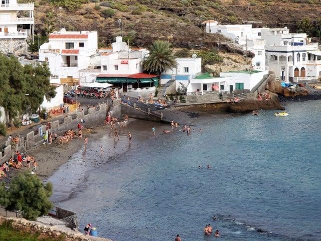 Mooiste stranden Tenerife