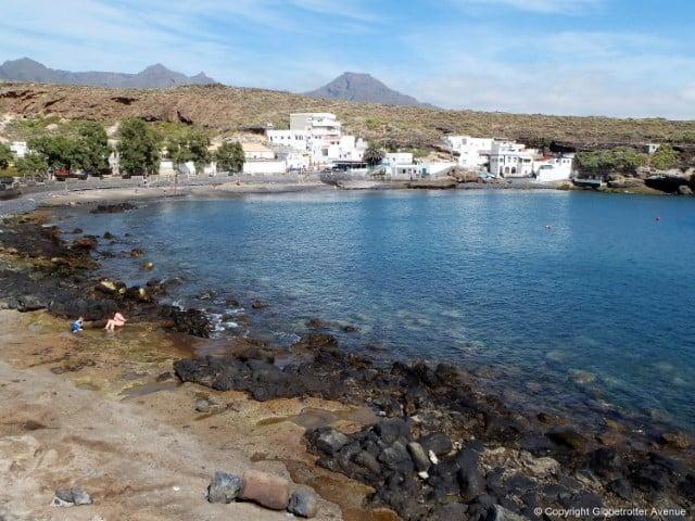 Mooiste stranden Tenerife - El Puertito - Tenerife