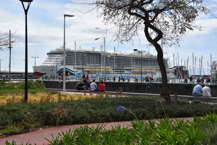 Cruise Madeira - Funchal