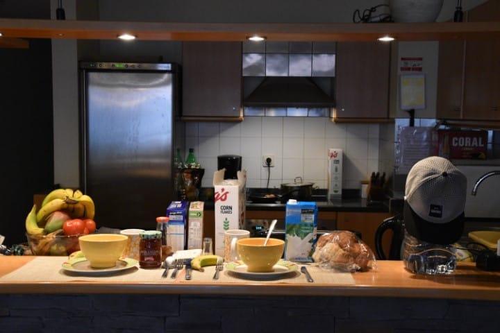 Atlantic Gardens Madeira Apartments - Kitchen