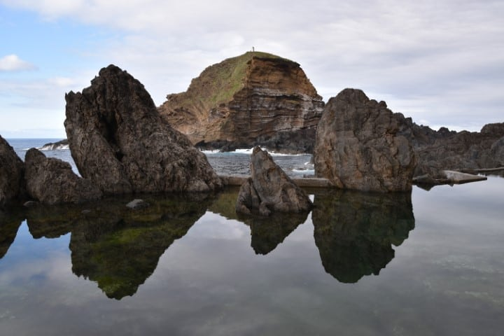Porto Moniz Madeira Natural swimming pools