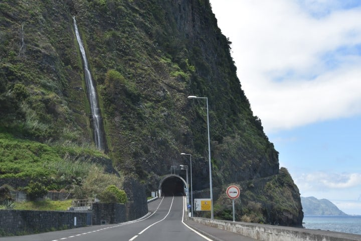 Madeira tunnels