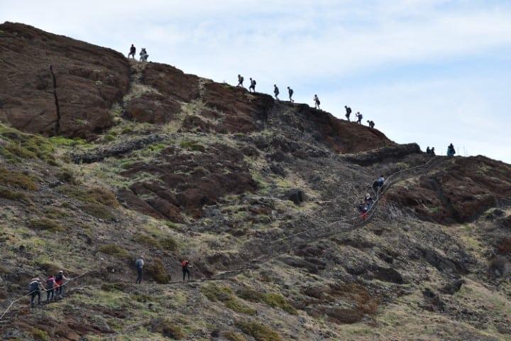 Madeira wandeleiland