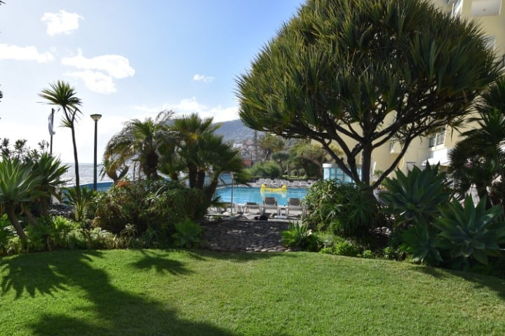 Atlantic Gardens Madeira Apartments - Garden