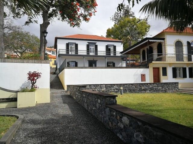 Forelvissen vergunning Madeira