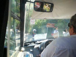 Bus PLatja de la Granadella