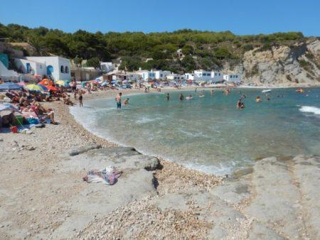 Mooiste stranden van Jávea en omgeving