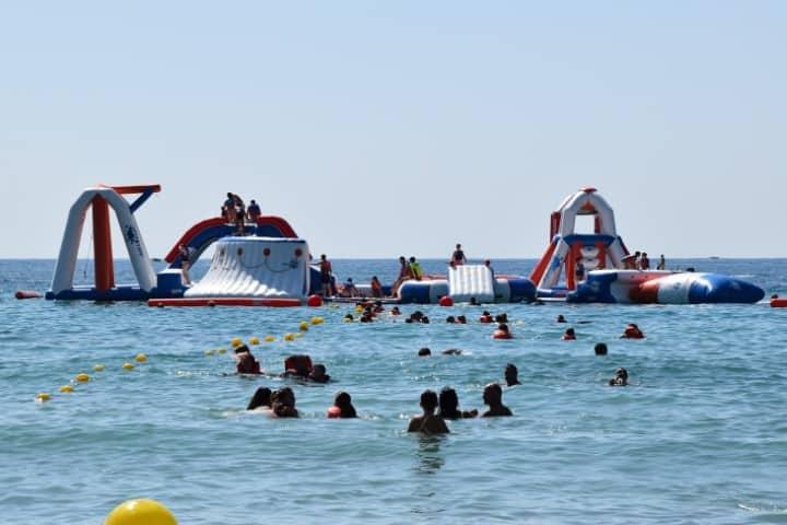 stranden Moraira