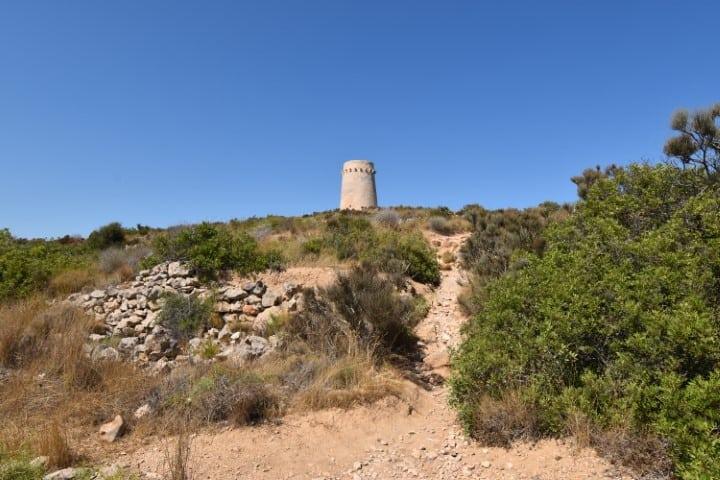 Torre Vigia del Cap d'Or