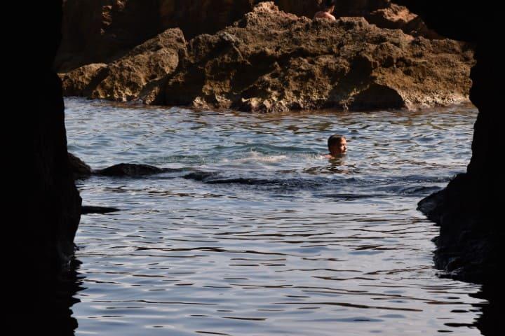 Snorkelen aan Cova Tallada