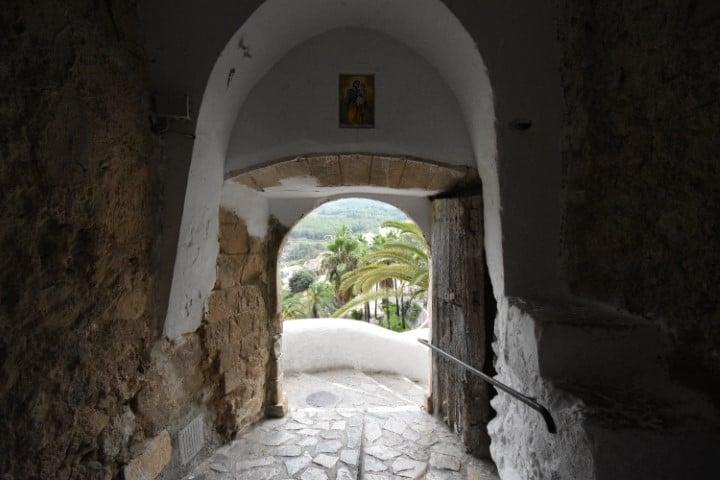 Guadalest Entrance