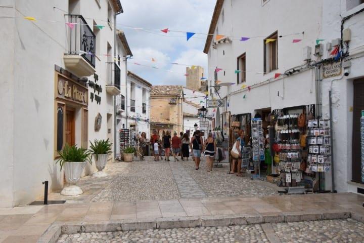 Guadalest Shops