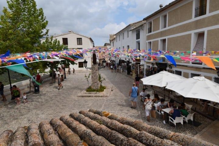 Guadalest Market