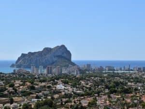 Wandeling Calpe: Naar de top van Penyal d'Ifac