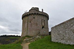 Donjon Fort La Latte