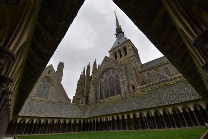 Mont-Saint-Michel bezoeken
