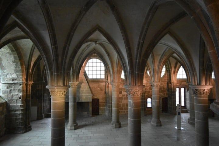 Ridderzaal Mont-Saint-Michel