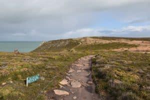 wandeling Cap d'Erquy