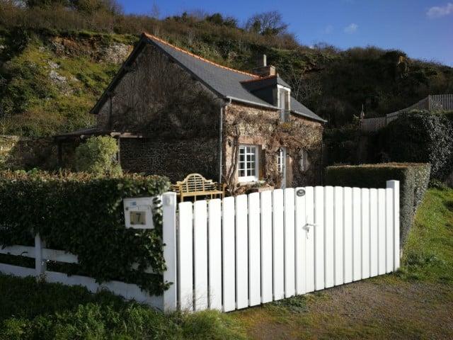 Vakantiehuis aan zee met de hond in Bretagne