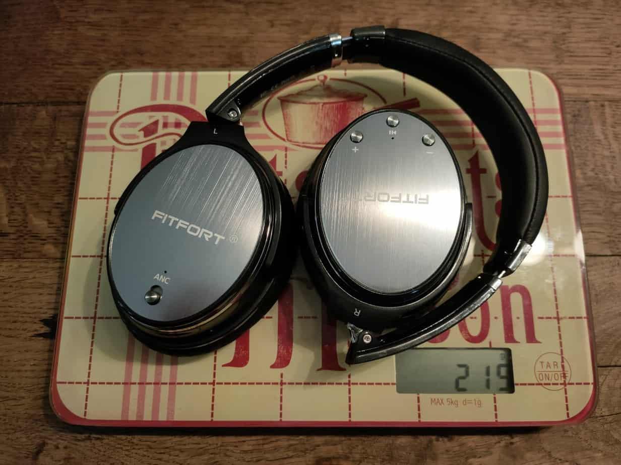 Je bekijkt nu Fitfort L1 Pro: Hoofdtelefoon met Noise Canceling